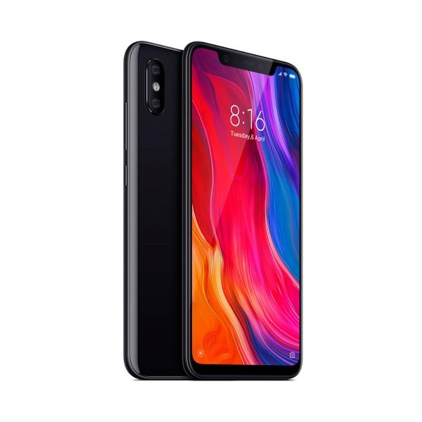 Xiaomi mi 8 negro móvil 4g dual sim 6.21'' samoled fhd+/8core/128gb/6gb ram/12mp+12mp/20mp