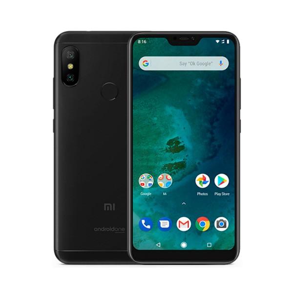 Xiaomi mi a2 lite negro móvil 4g dual sim 5.84'' ips fhd+/8core/64gb/4gb ram/12mp+5mp/5mp