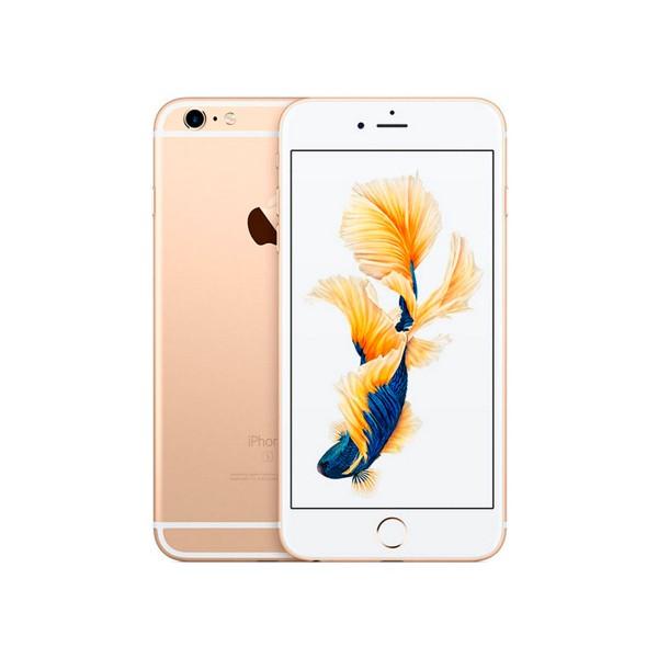 Apple iphone 6s 16gb oro reacondicionado cpo móvil 4g 4.7'' retina hd/2core/16gb/2gb ram/12mp/5mp