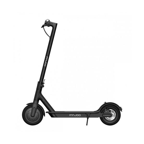 Innjoo ryder xl negro  patinete eléctrico 24km/h 20km autonomia luz led motor 350w